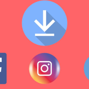 download videos facebook, instagram e twitter